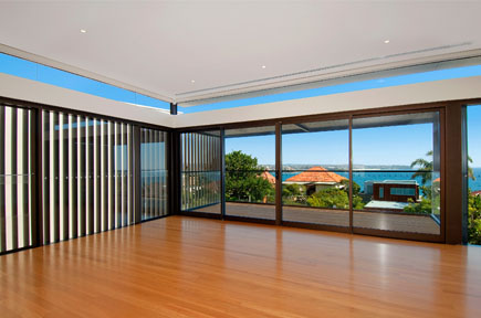 Superior aluminium windows in Newcastle
