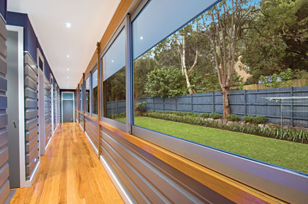 Superior sliding windows in Newcastle